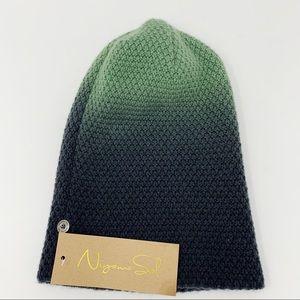 NEW Niyama Sol Chunky Ombré Knit Beanie